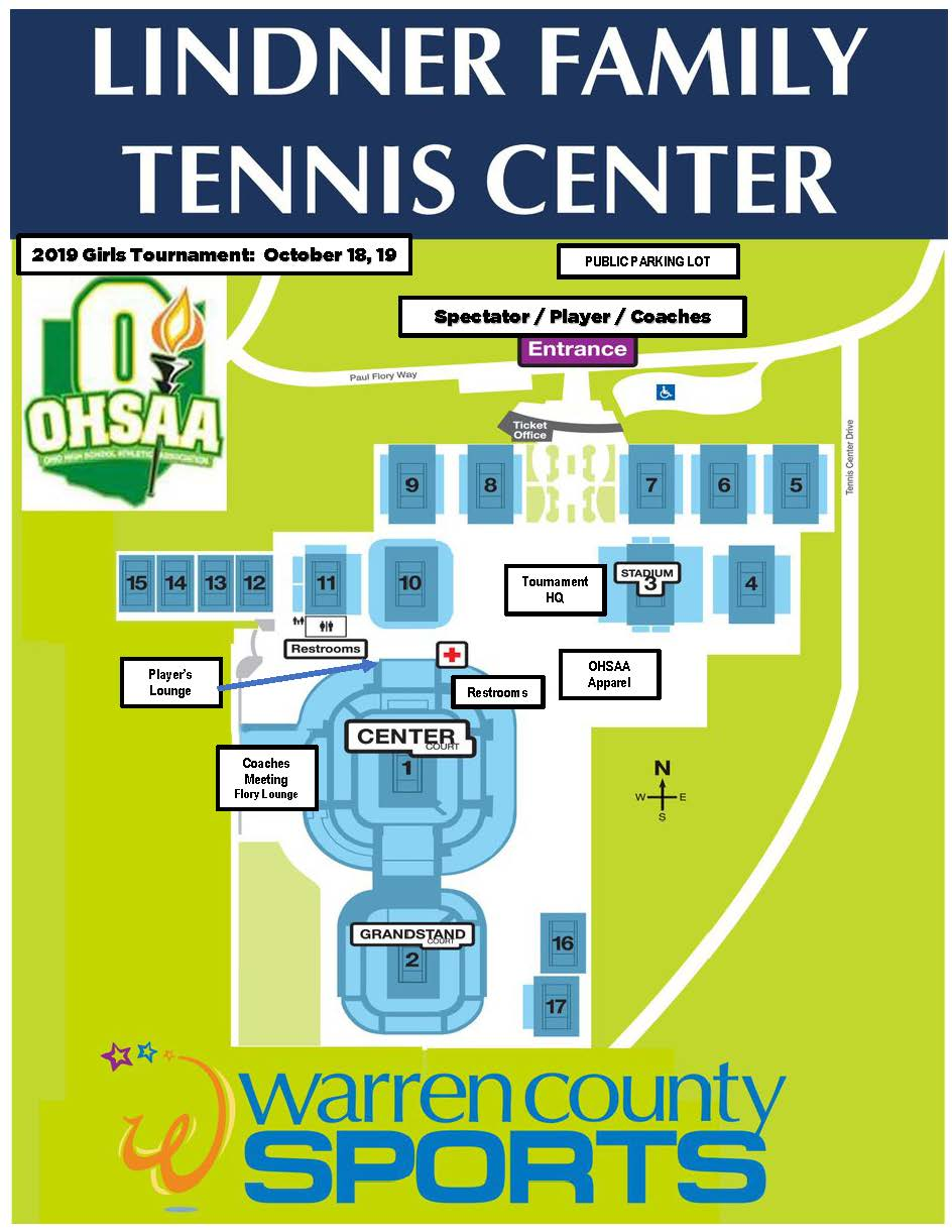 2017 OHSAA Boys Tennis State Tournament Coverage