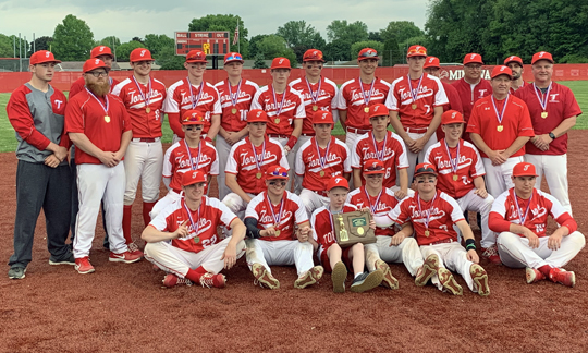 Toronto Baseball - Division 4 East District Champions