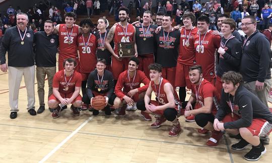 OHSAA > East Sports & Tournaments > Basketball – Boys