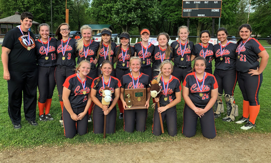 Meadowbrook Softball - Division 3 East District 1 Champions