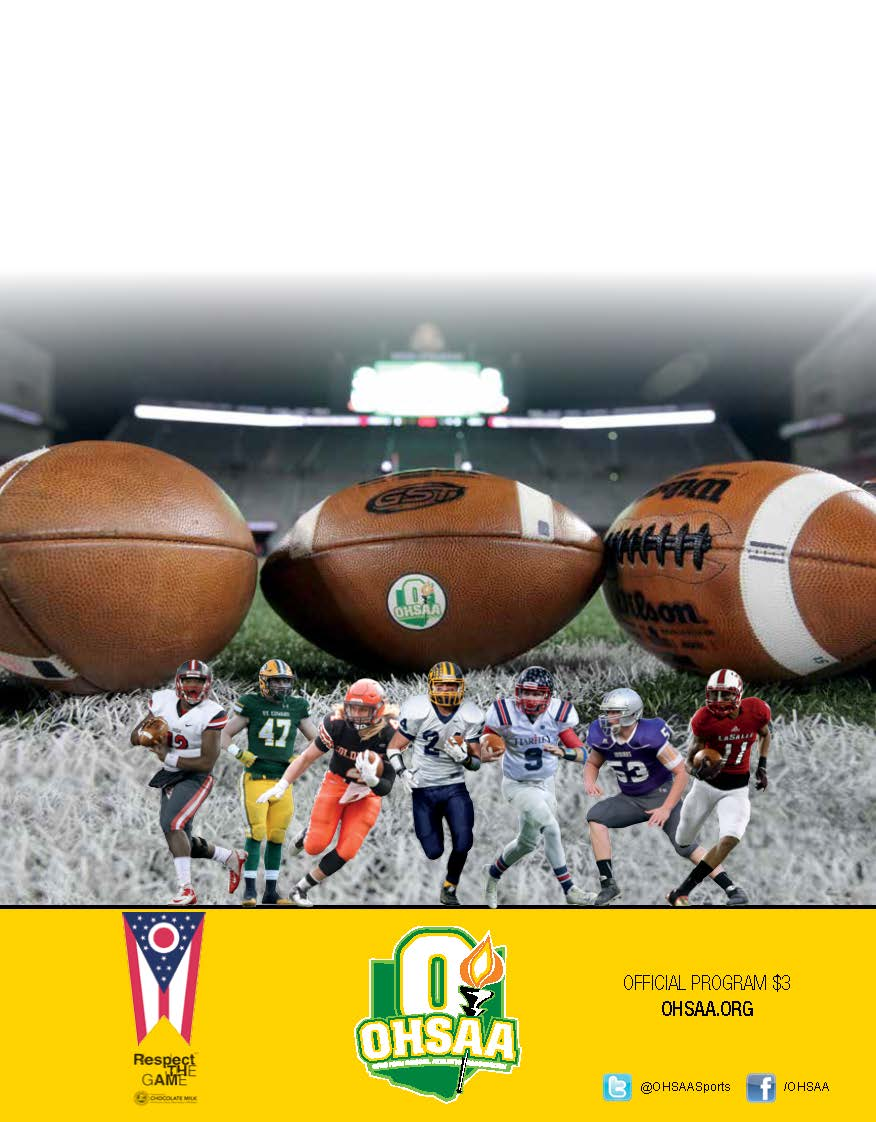 OHSAA Football History