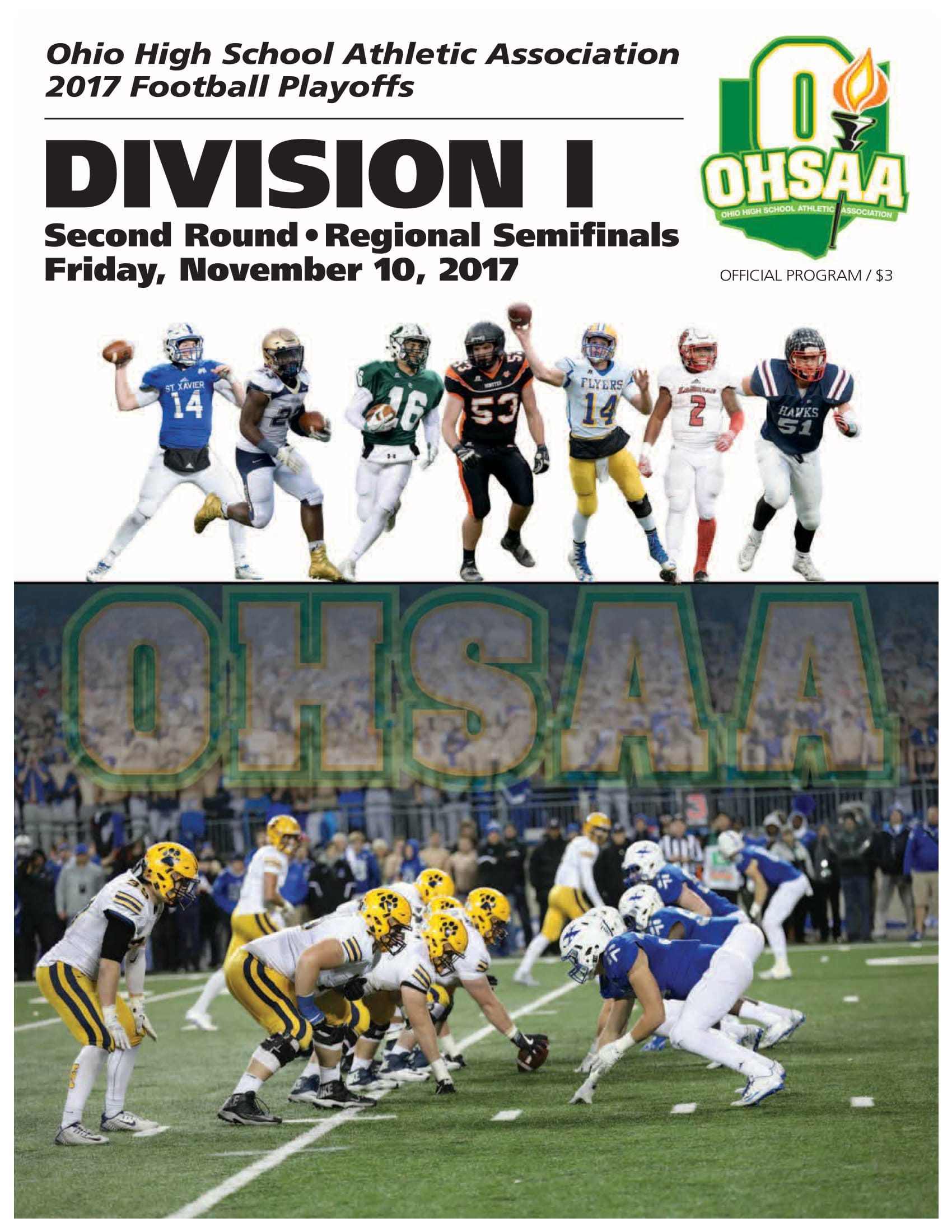 Ohsaa & Gt Fan Guide Programs