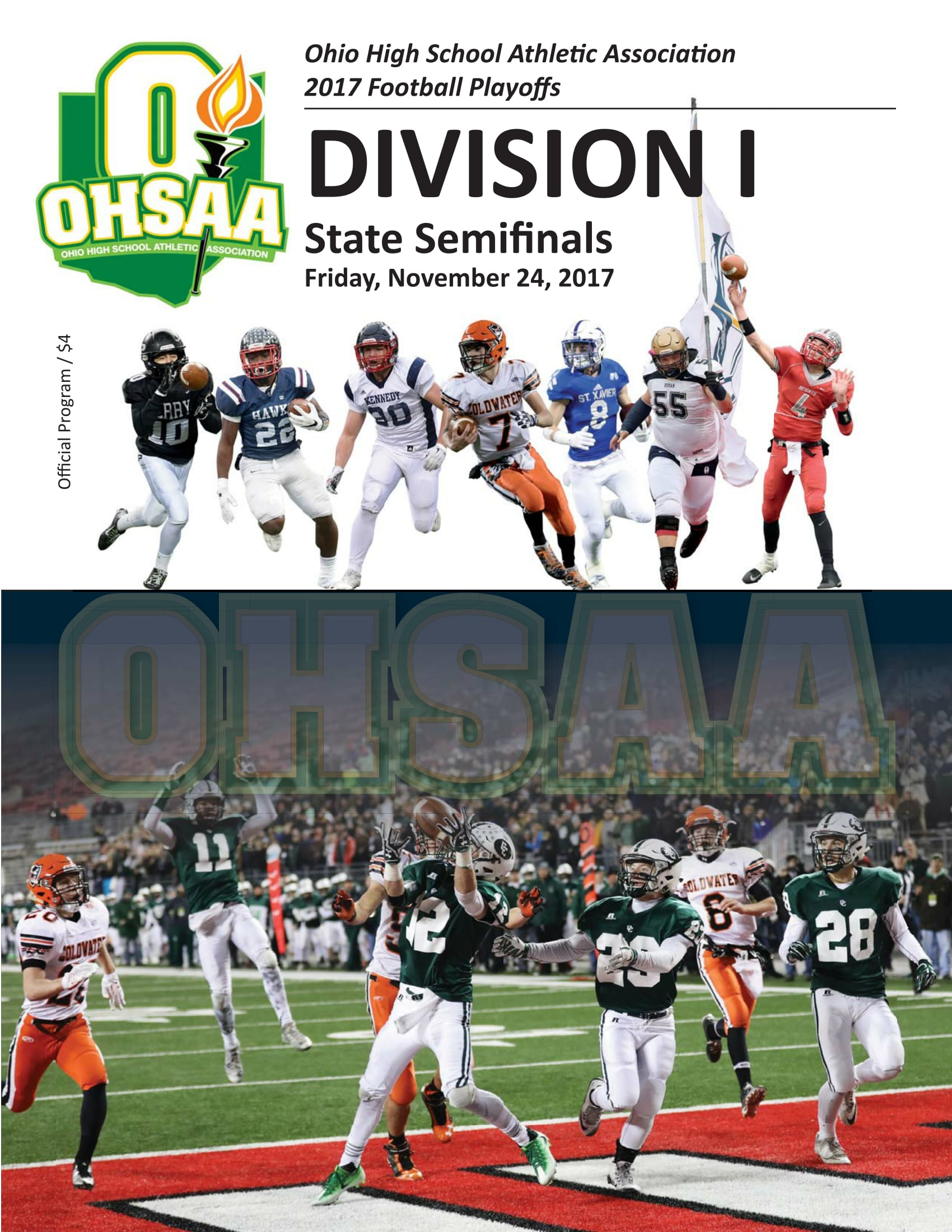 OHSAA > Sports & Tournaments > Football > Football - 2017 > 2017 ...
