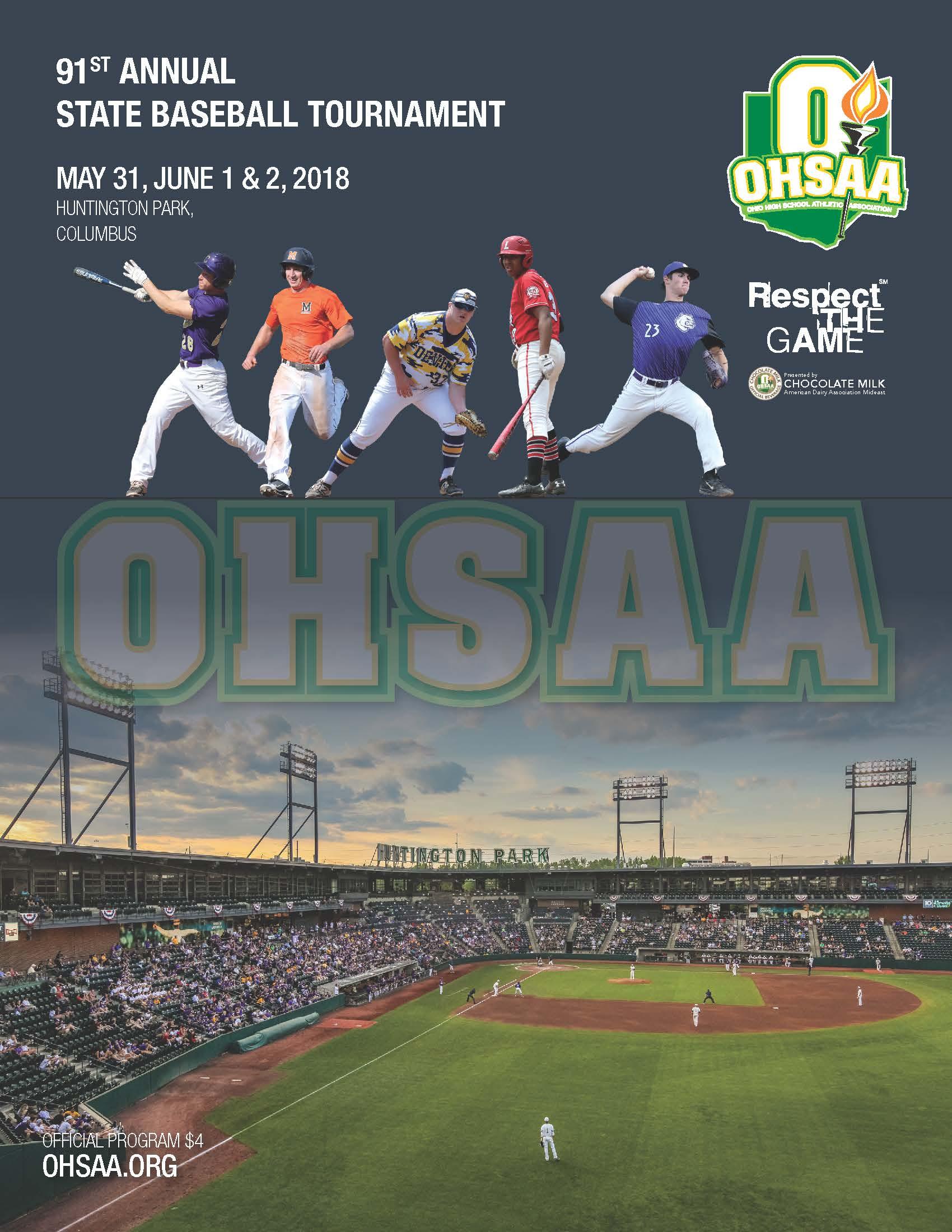 ohsaa sports tournaments baseball baseball 2018 2018