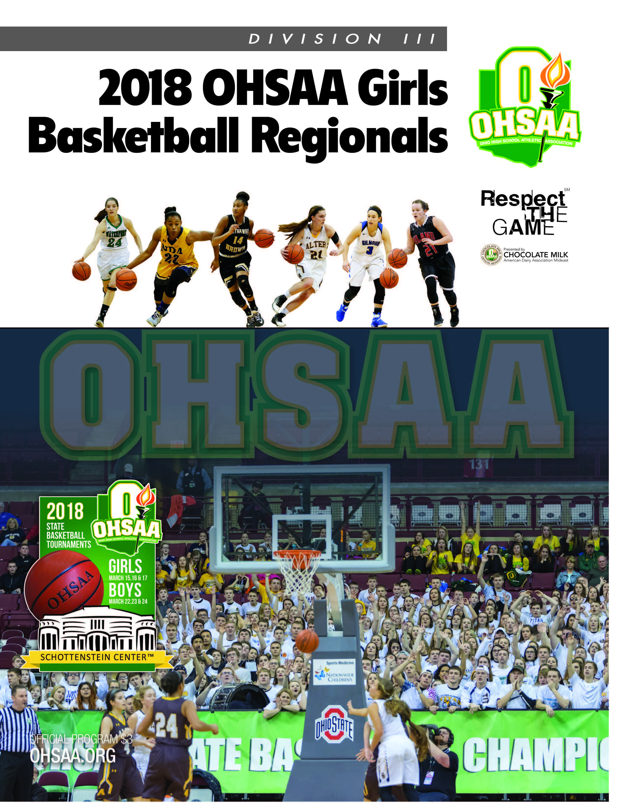 2019 Ohsaa Girls Basketball State Tournament Coverage