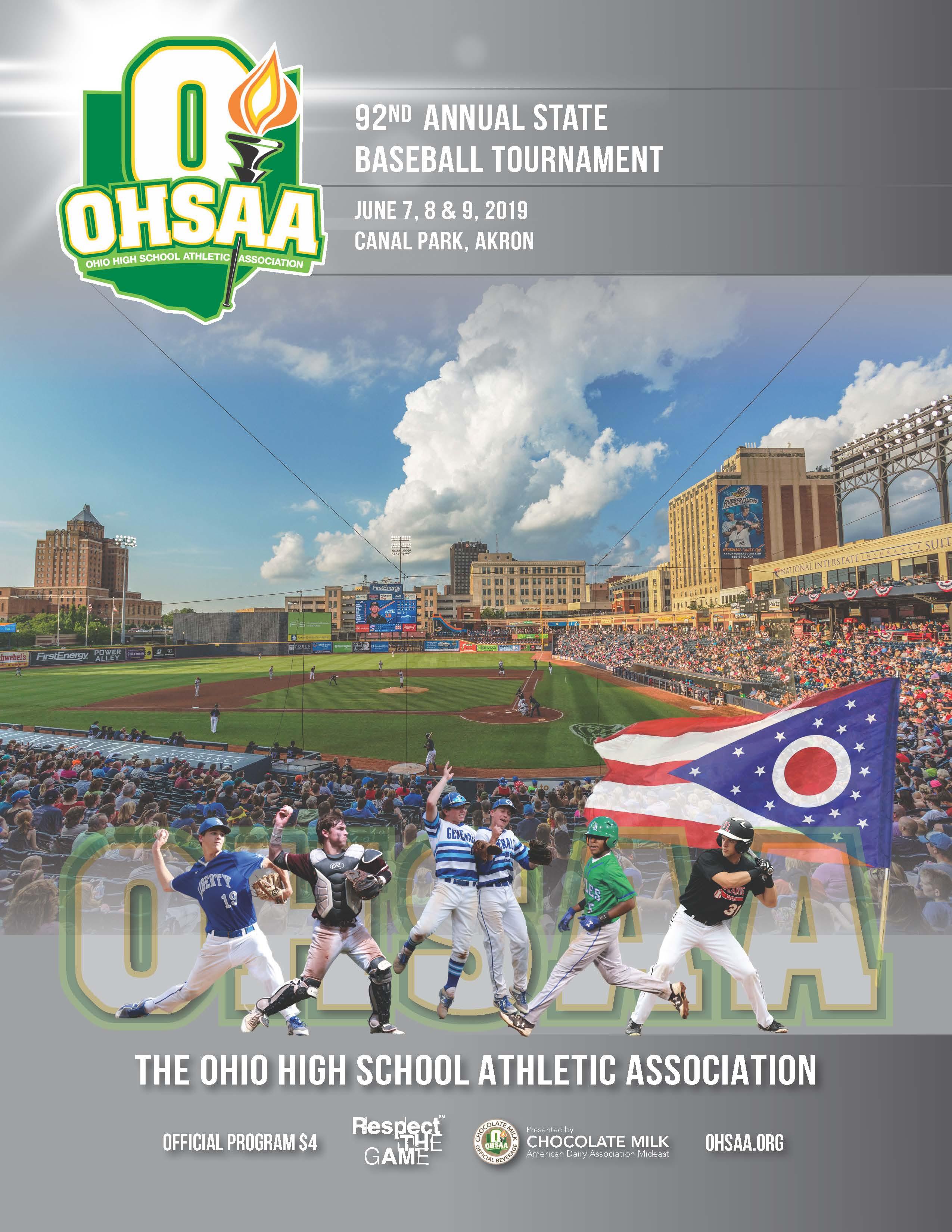 Ohsaa Sports Tournaments Baseball Baseball 2019 2019