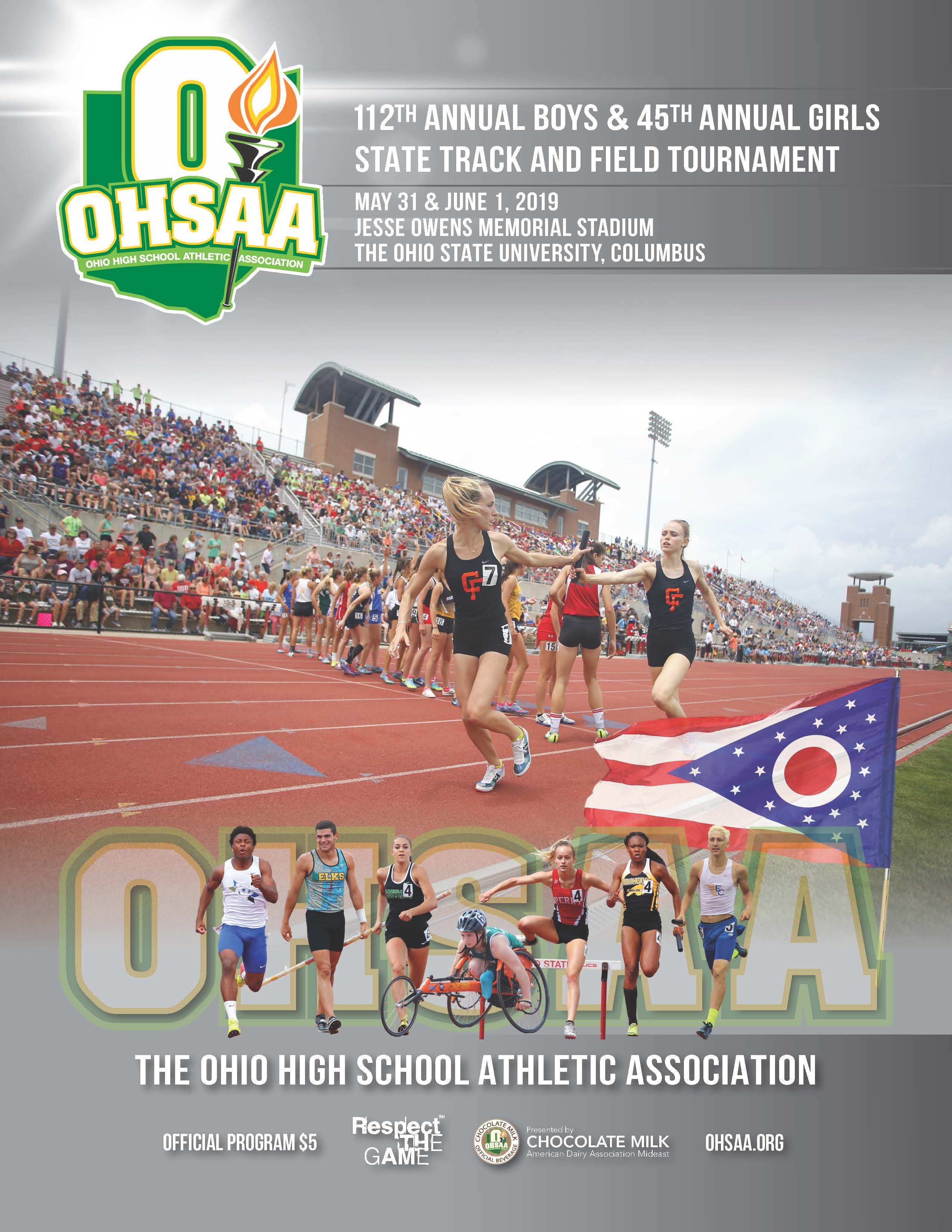 2019 Ohsaa Track Field State Championships Coverage Page