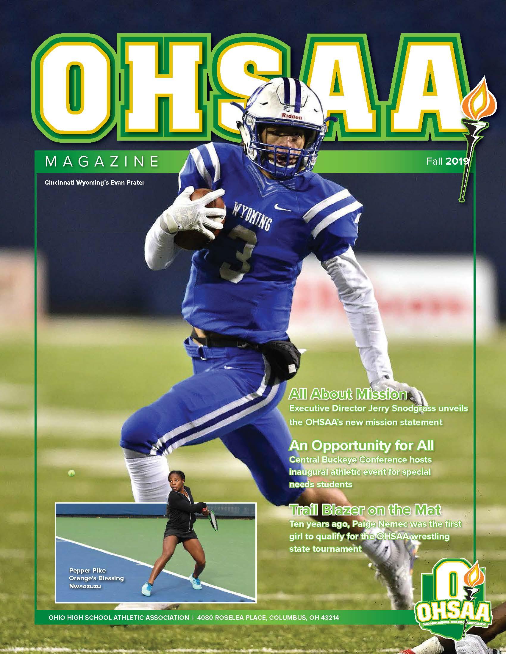 Ohsaa Home Ohsaa Magazine