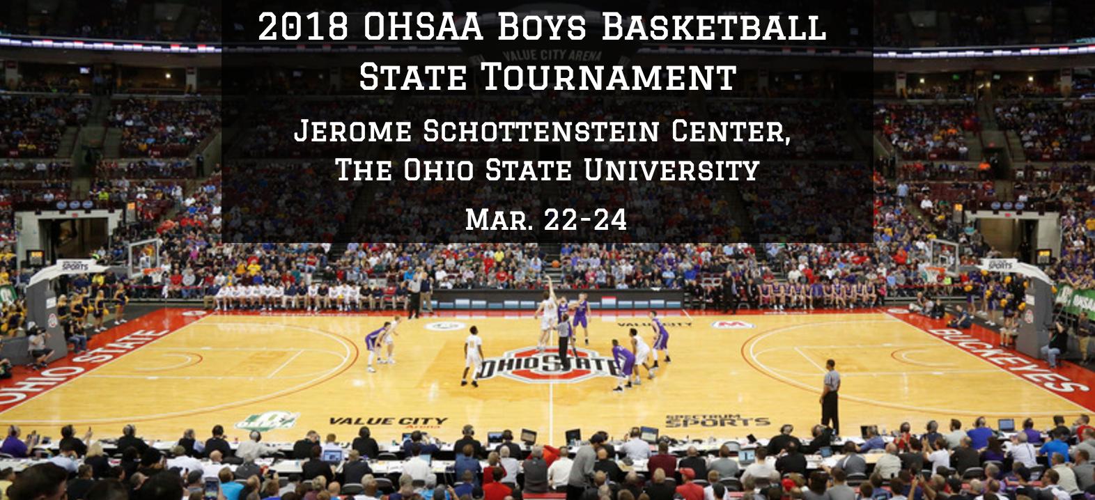 OHSAA Boys Basketball