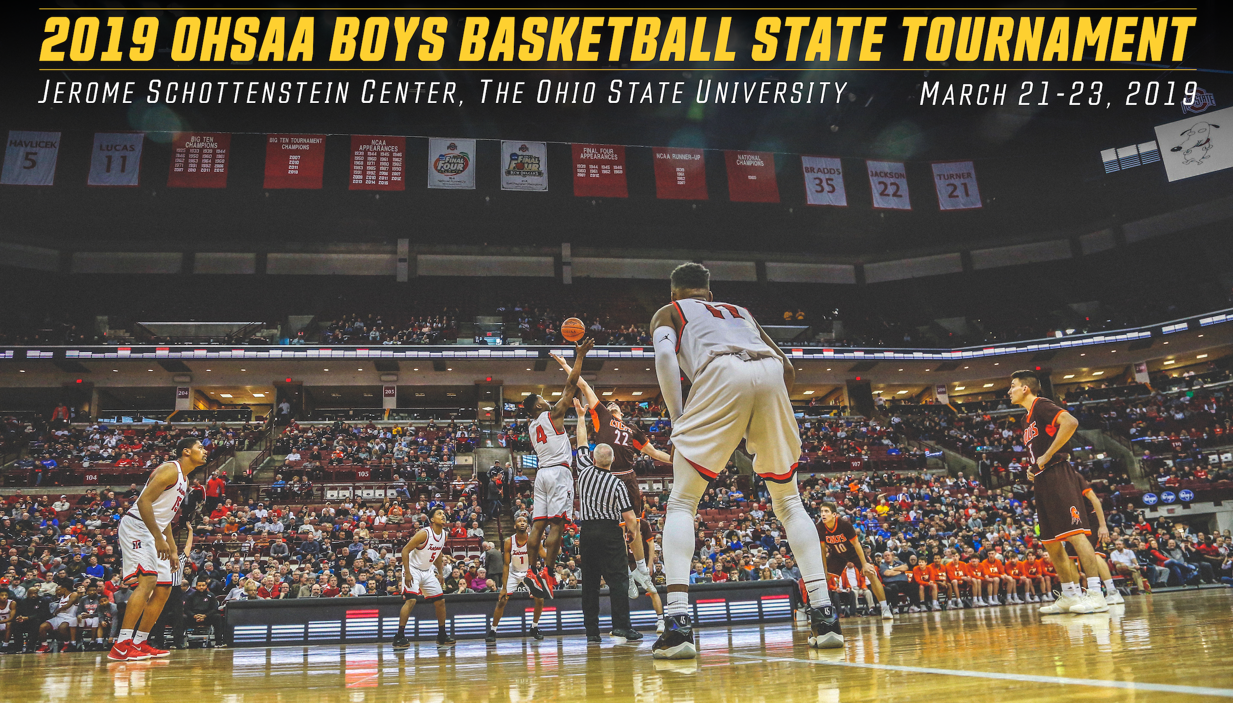 2019 OHSAA Boys Basketball State Tournament Coverage