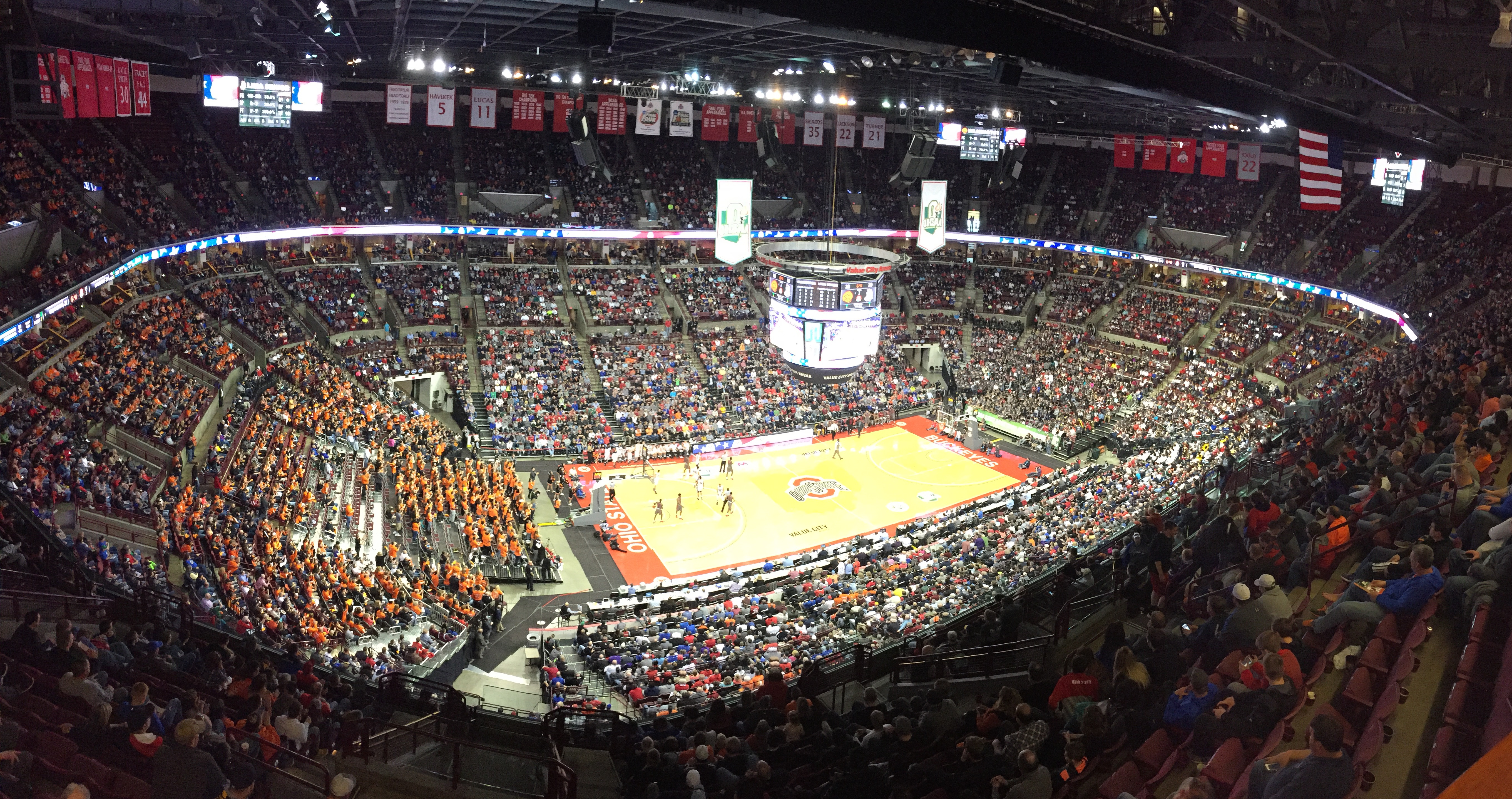 2017 OHSAA Boys Basketball State Tournament Coverage