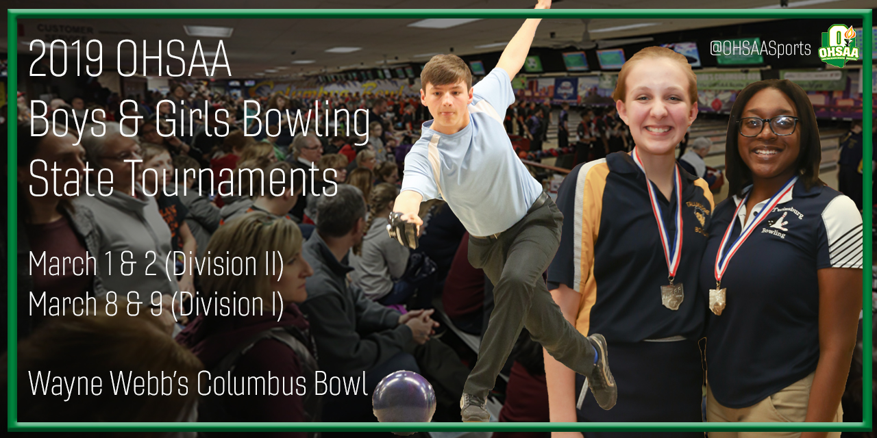 OHSAA > Sports & Tournaments > Bowling > Bowling - 2018-19