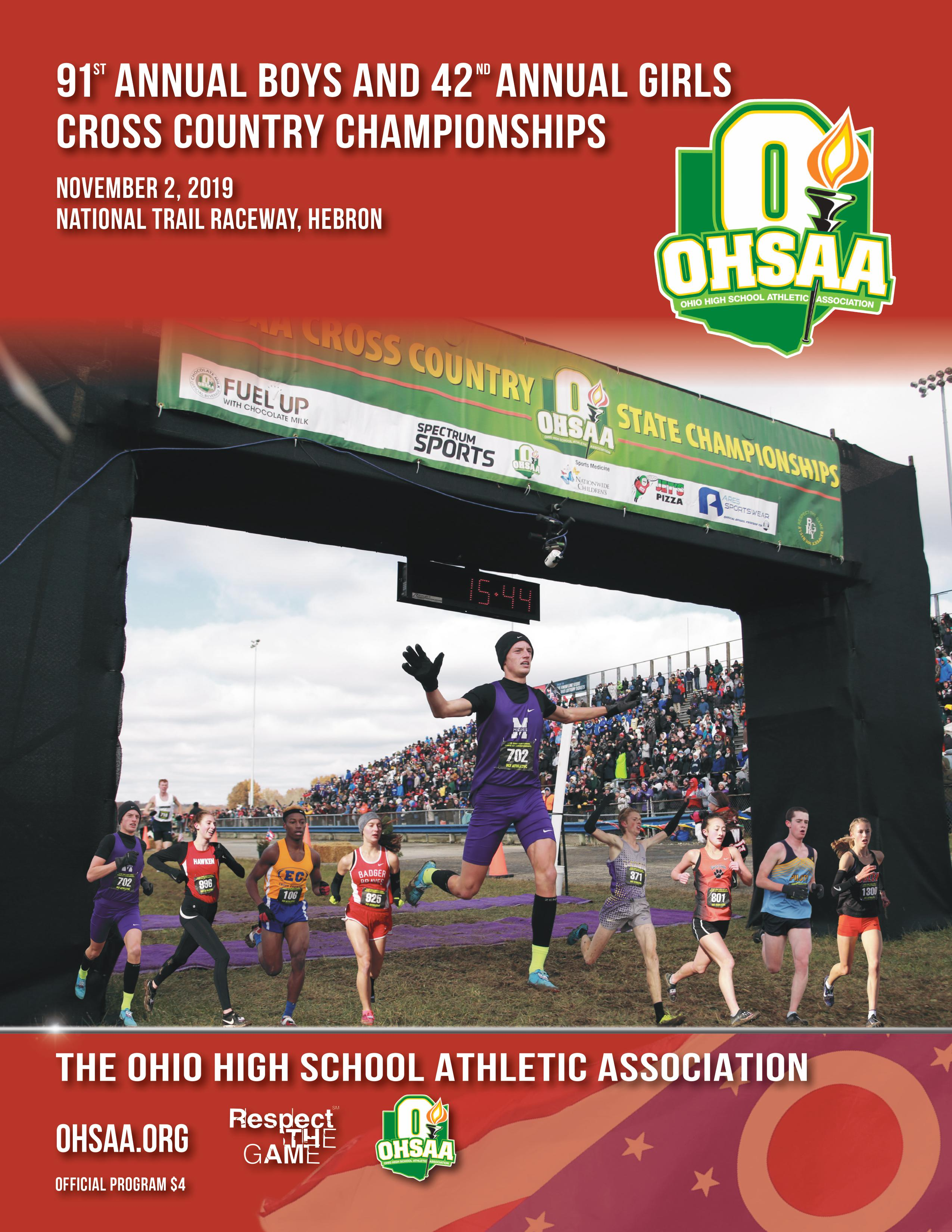 2019 OHSAA Cross Country State Tournament Coverage