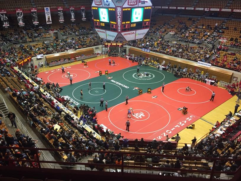 ohio dual meet championships at wadsworth