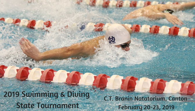 Ohsaa Swimming Diving