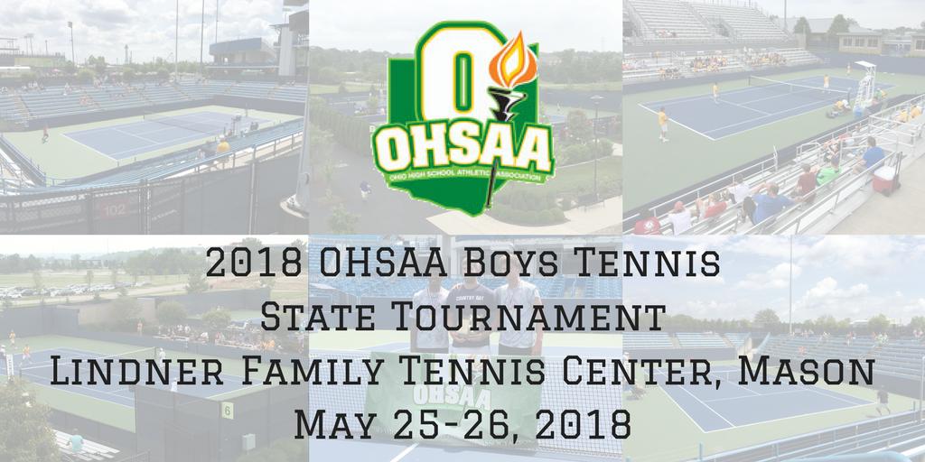 OHSAA > Sports & Tournaments > Tennis - Boys > Boys Tennis - 2018 ...
