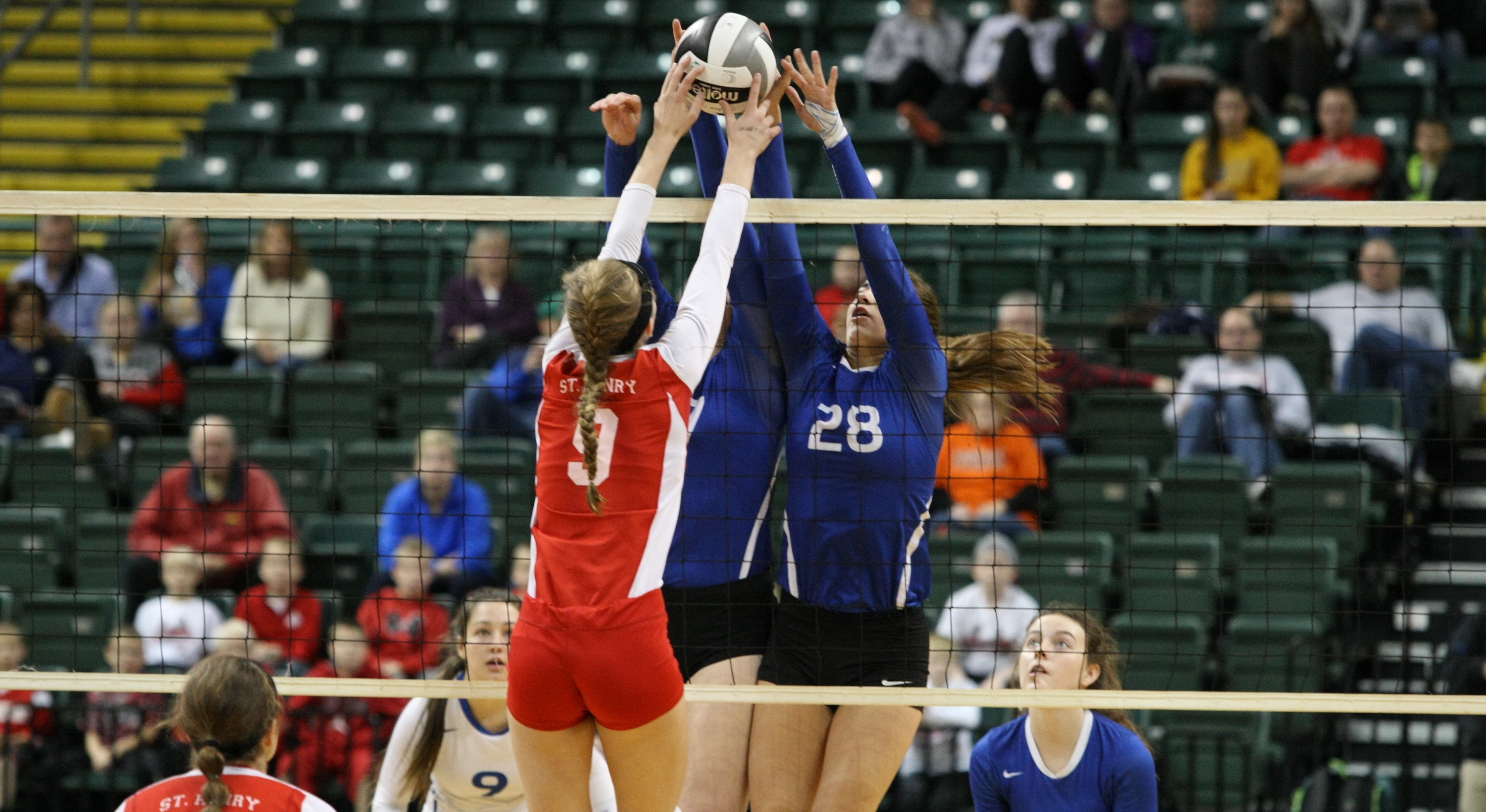 OHSAA > Sports & Tournaments > Volleyball > 2016 OHSAA Volleyball ...