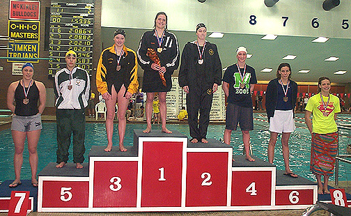 2003 Girls D1 State Swimming And Diving Results