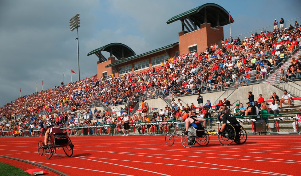 wheelchair division home page